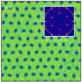 Turbulence and turbulent pattern formation in a minimal model for active fluids