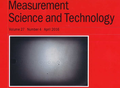"Le LMFA en couverture du journal ""Measurement Science and Technology"""