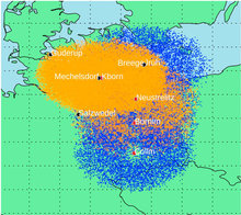 Observing mesospheric turbulence with specular meteor radars : A novel method for estimating second order statistics of wind velocity