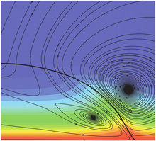 Numerical Simulations of Flows with Moving Contact Lines